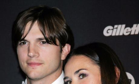 Ashton Kutcher to Rumer Willis: Stay the Heck Away From Lindsay Lohan!