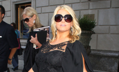 Jessica Simpson Pregnant? Tabloid Claims So ...