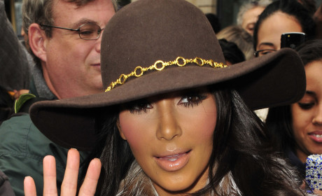 Kim Kardashian Plans Album, World Groans