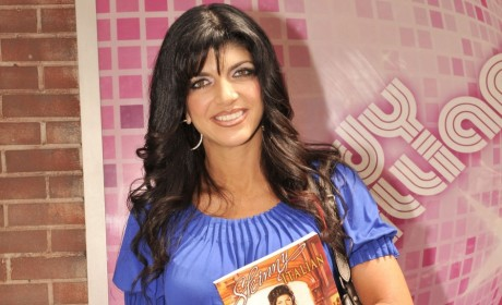"Teresa Giudice to Teach Women ""How To Have It All"""