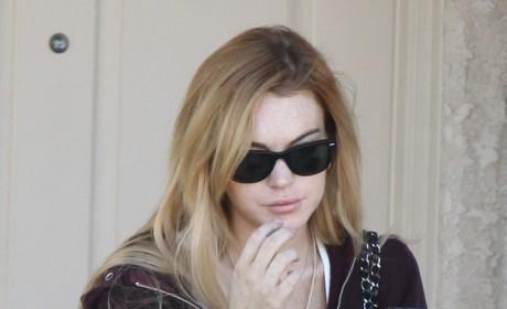 Lindsay Lohan to Lose Linda Lovelace Role?