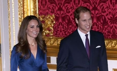 It's Okay: Prince William, Kate Middleton Make Up