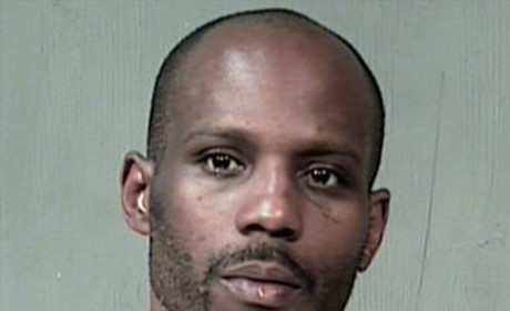 DMX Arrested For Probation Violation