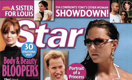 A Royal Frenzy: Tabloids Concoct Coverage of Kate Middleton and Prince William Engagement