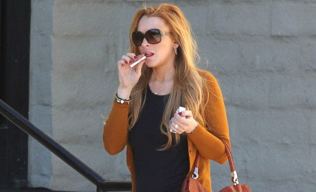 Lindsay Lohan is Smoking Hot!
