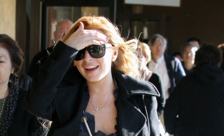 Dancing With the Stars Courting Lindsay Lohan!?
