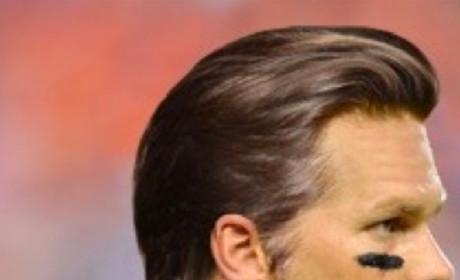 Tom Brady as Brad Pitt