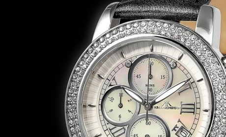 Kim Kardashian Launches Watch Collection