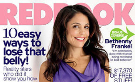 Being Frankel: Bethenny Dishes on Past Eating Disorder, Weight Struggle