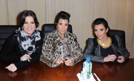 Celebrity of the Year Finalist #5: The Kardashian Klan!