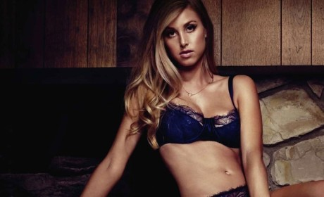 Over The Hills: Whitney Port Poses For ... Maxim?!