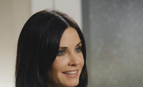 As Jules on Cougar Town