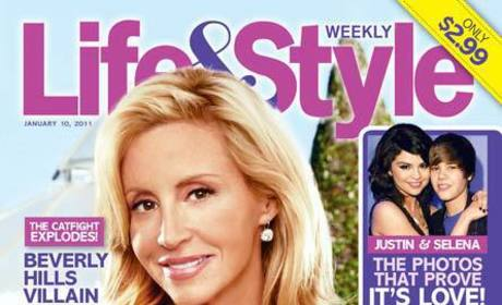 Why Camille Grammer Wants $50 Million