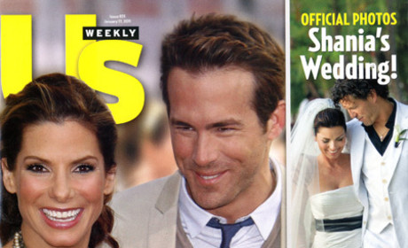 Tabloids Would Like Ryan Reynolds and Sandra Bullock to Start Dating ASAP