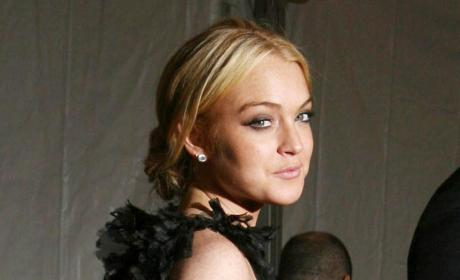 Lindsay Lohan Wasted: A Drunk Photo Tribute