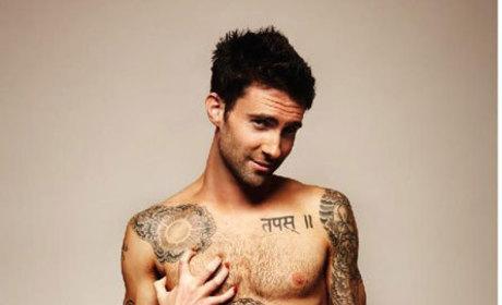 Adam Levine Nude