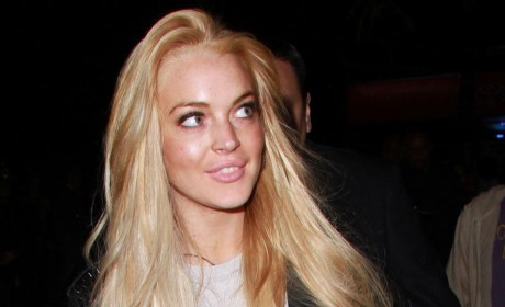 Meet Lindsay Lohan, Stand Up Comic: Wants a Husband and an Oscar