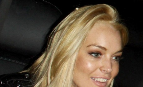 Lindsay Lohan Necklace Caper: Criminal Charge and Probation Violation Likely