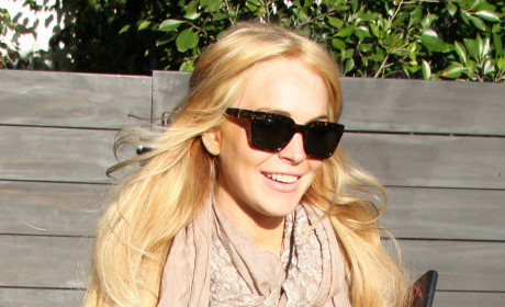 Jewelry Store Owner on Lindsay Lohan Excuse: Give Me a Break!
