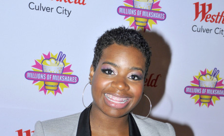 It's a Boy for Fantasia Barrino!