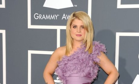 Kelly Osbourne at the Grammys
