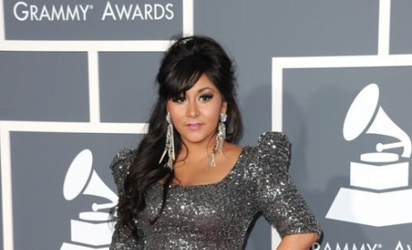 Snooki at the Grammys