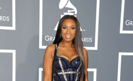 Jennifer Hudson Receives Celebrity Advice
