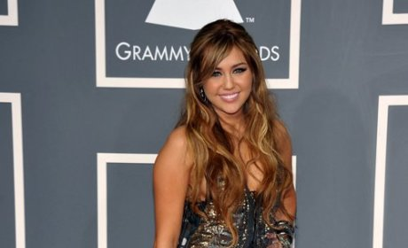 Grammy Awards Fashion Face-Off: Miley Cyrus vs. Selena Gomez