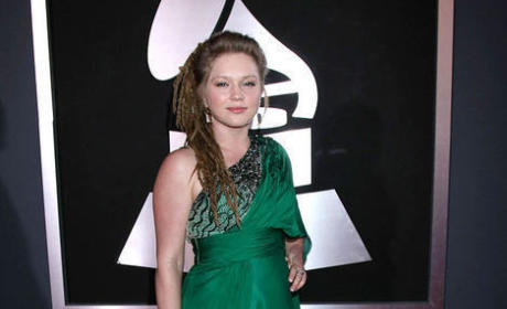 Crystal Bowersox at the Grammys