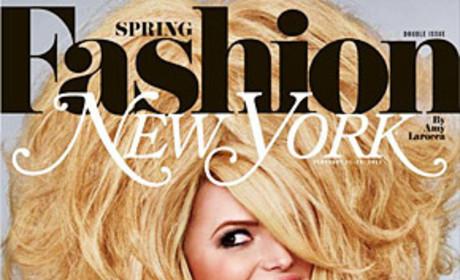 Jessica Simpson: Fashion Mogul?