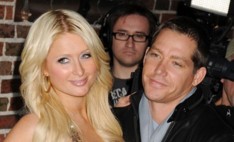 Paris Hilton and Cy Waits Break Up!