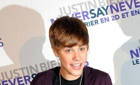 Justin Bieber in Paris