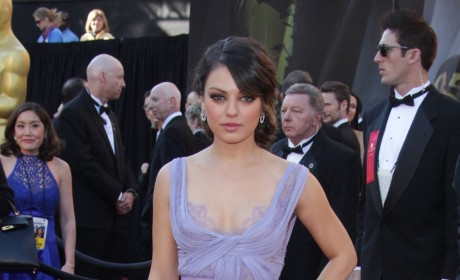 Who looked better at the Oscars, Mila or Mandy?