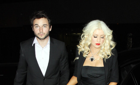 Christina Aguilera and Matthew Rutler: Arrested for Public Intoxication, DUI