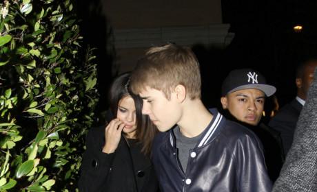Selena Gomez: In the Hospital!