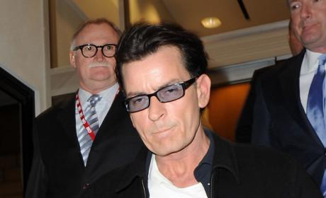 Charlie Sheen and Brooke Mueller Finalize Custody Arrangement