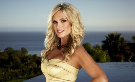 Tamra Barney on Televised Bathtub Seduction: No Regrets!
