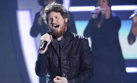 Casey Abrams: Hospitalized, Feeling Better