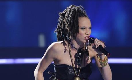 Naima Adedapo Covers Rihanna