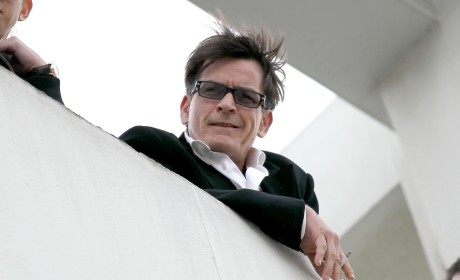 Charlie Sheen Thanks Fans, Wonders Why We Care