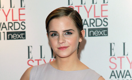 Emma Watson Featured in Burberry Campaign