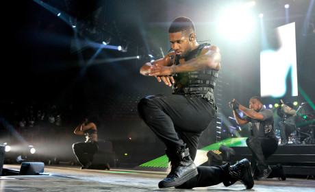 Usher Sex Tape to Be Titled...