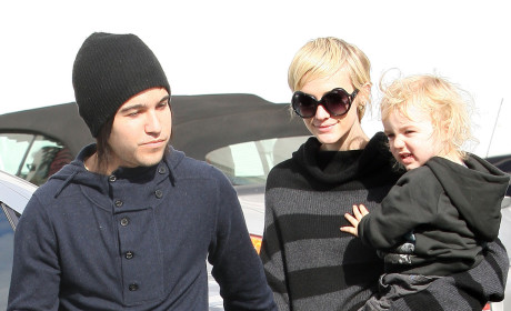 Ashlee, Pete and Bronx Pic