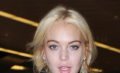 Lindsay Lohan to Serve Jail Time Under Home Confinement?