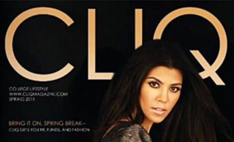 Cliq Magazine Cover