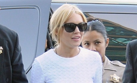 Lindsay Lohan: Bound For State Prison or Minimum Security Country Club?