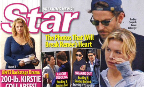 Renee Zellweger is Dating ... Luke Perry?!?