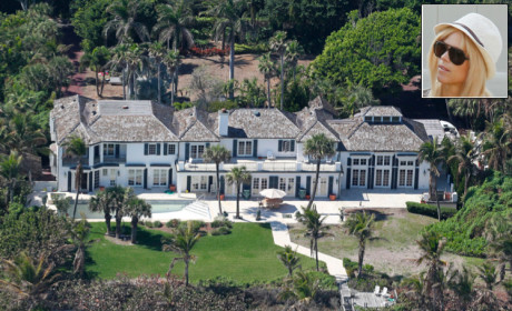 Elin Nordegren Buys New Home Close to Tiger