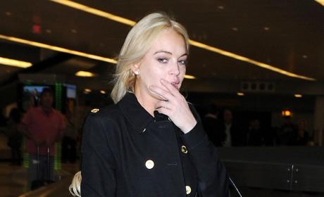 Lindsay Lohan: I Do Not Drink, Period!