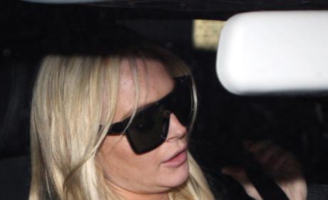 Lindsay Lohan Seriously Considering Plea Deal, Jail